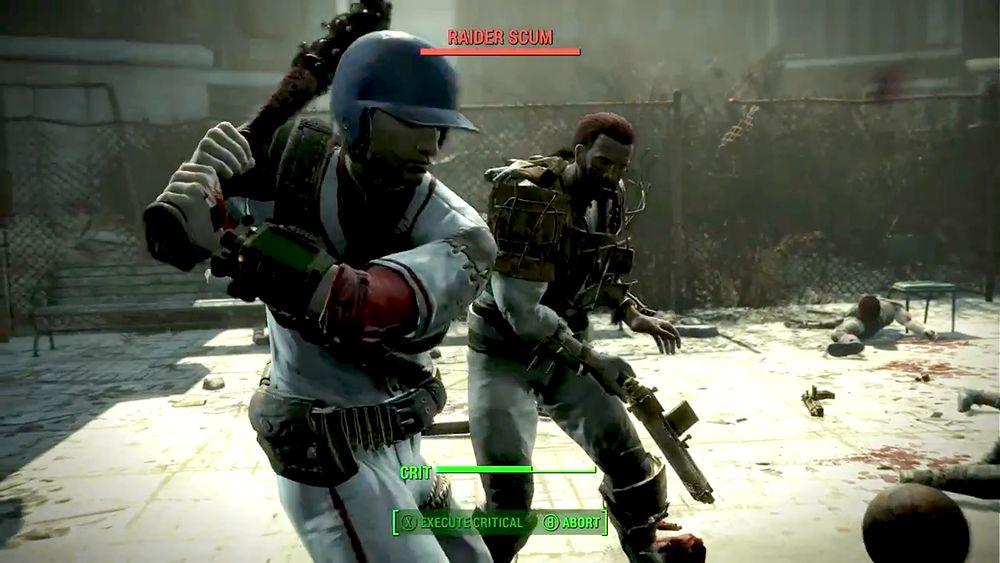 Mele Build Fallout