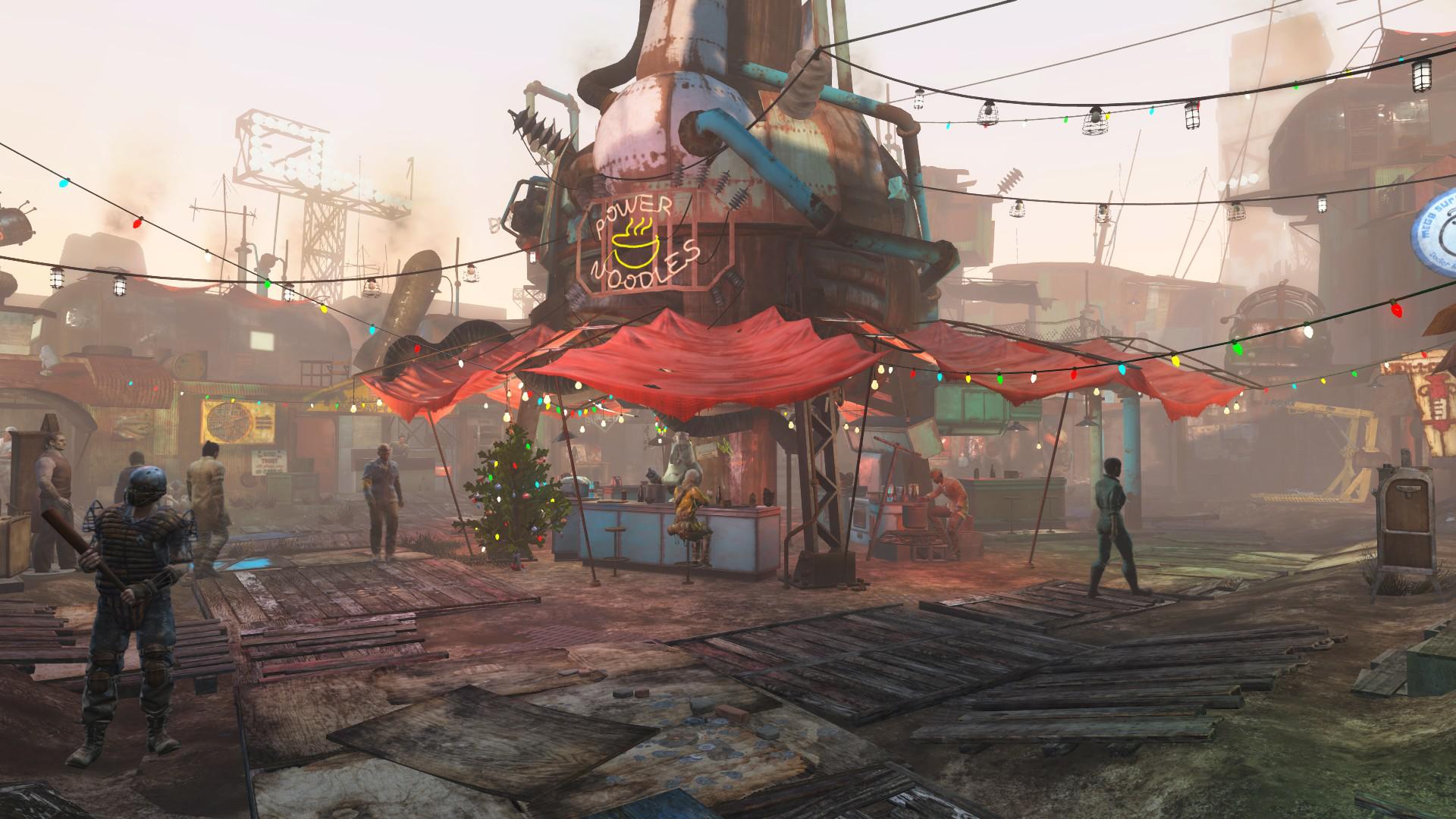 Fallout  Build City