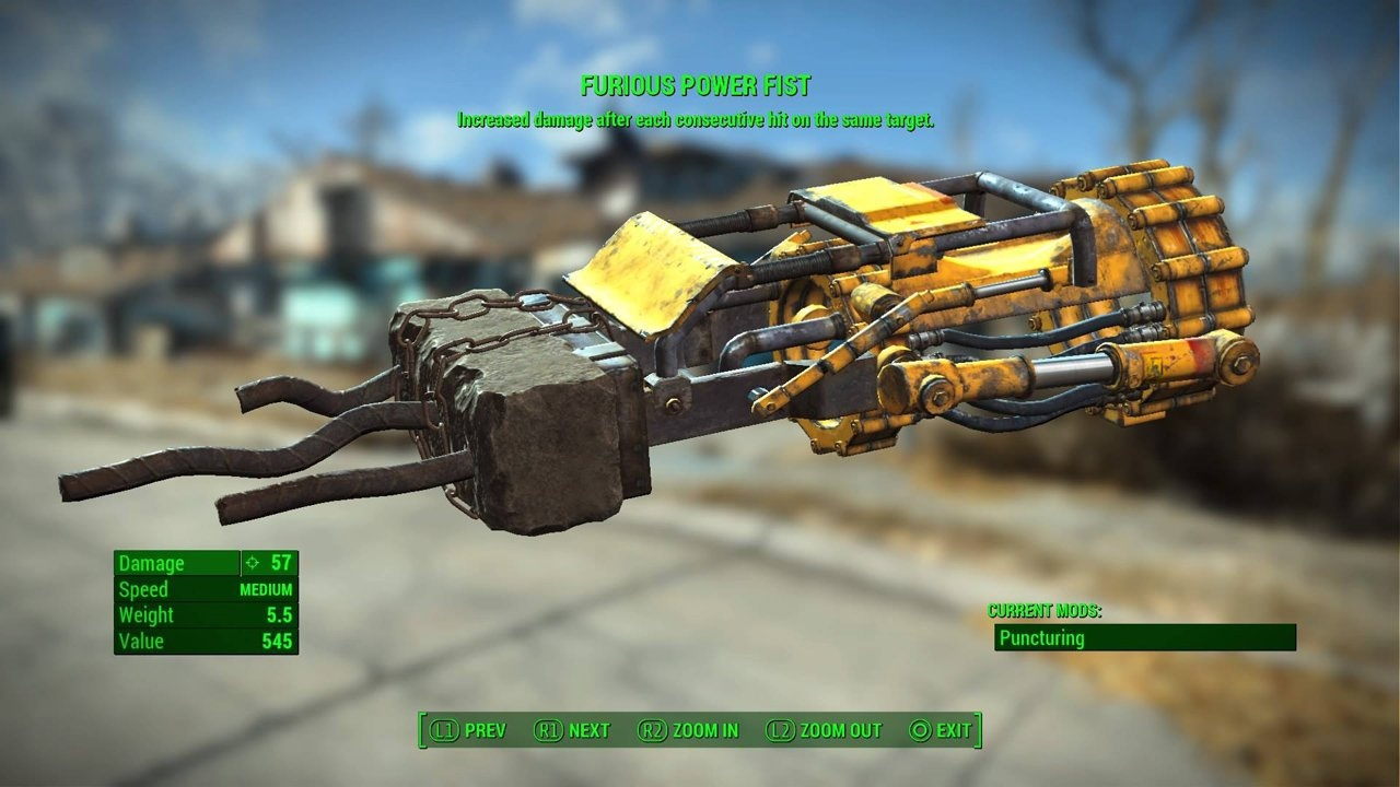 Most Powerful Fallout  Build