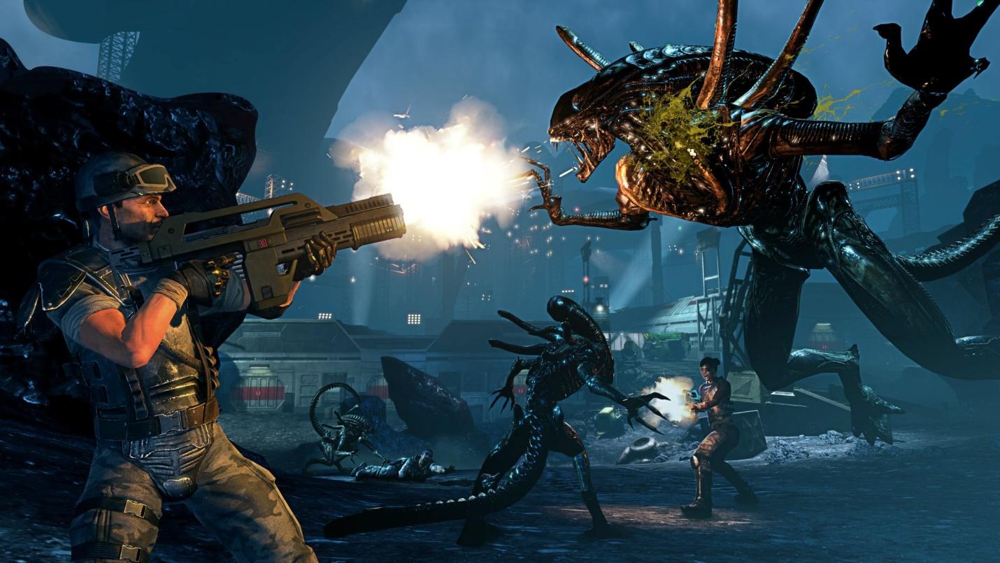 Alien Pc Spiel