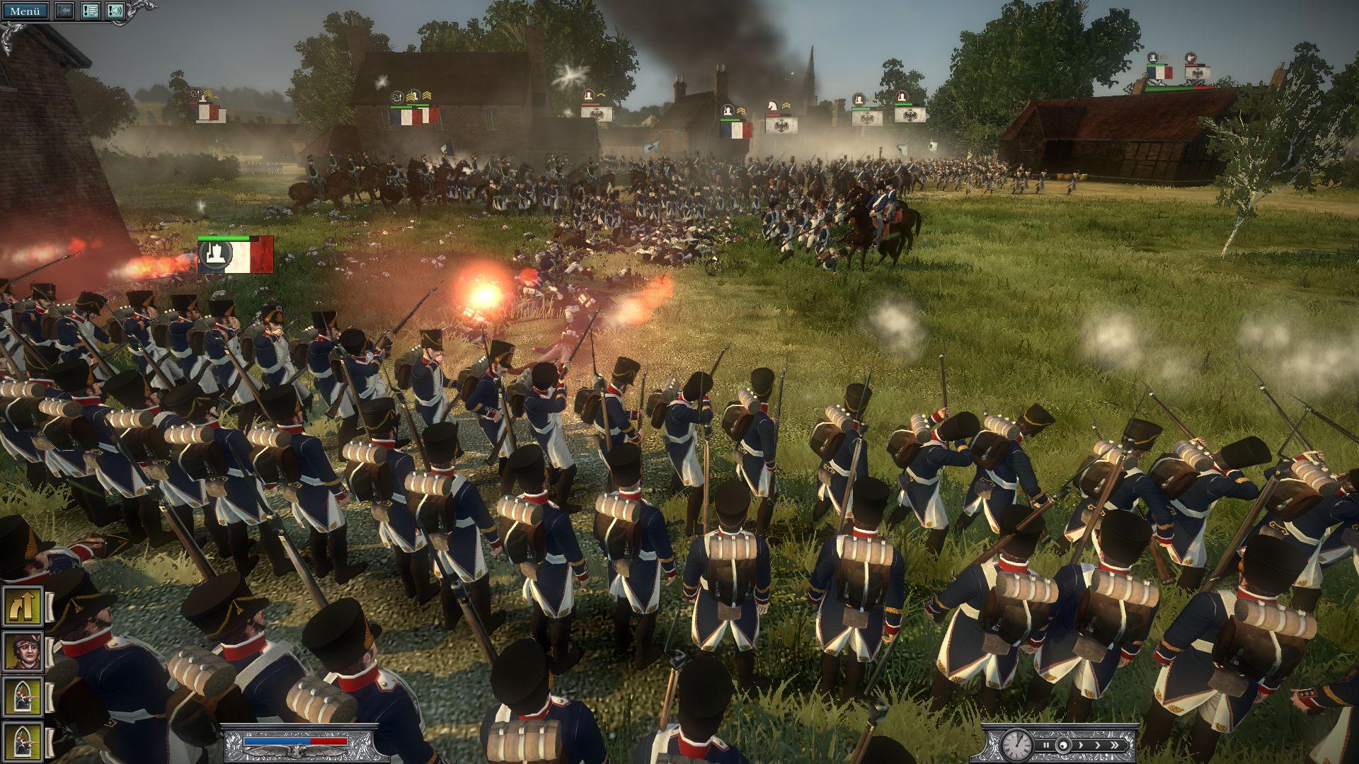 Online Game Of War