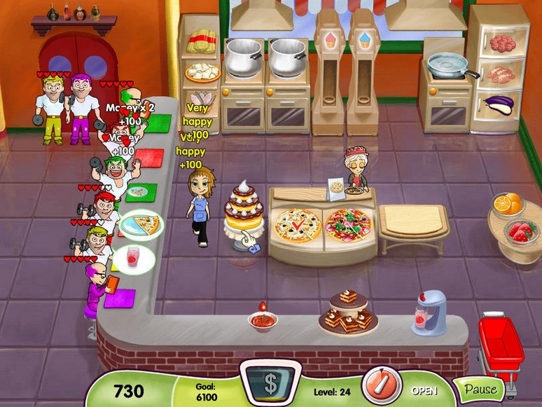 Cake Mania - PrimaryGames - Play Free Online Games