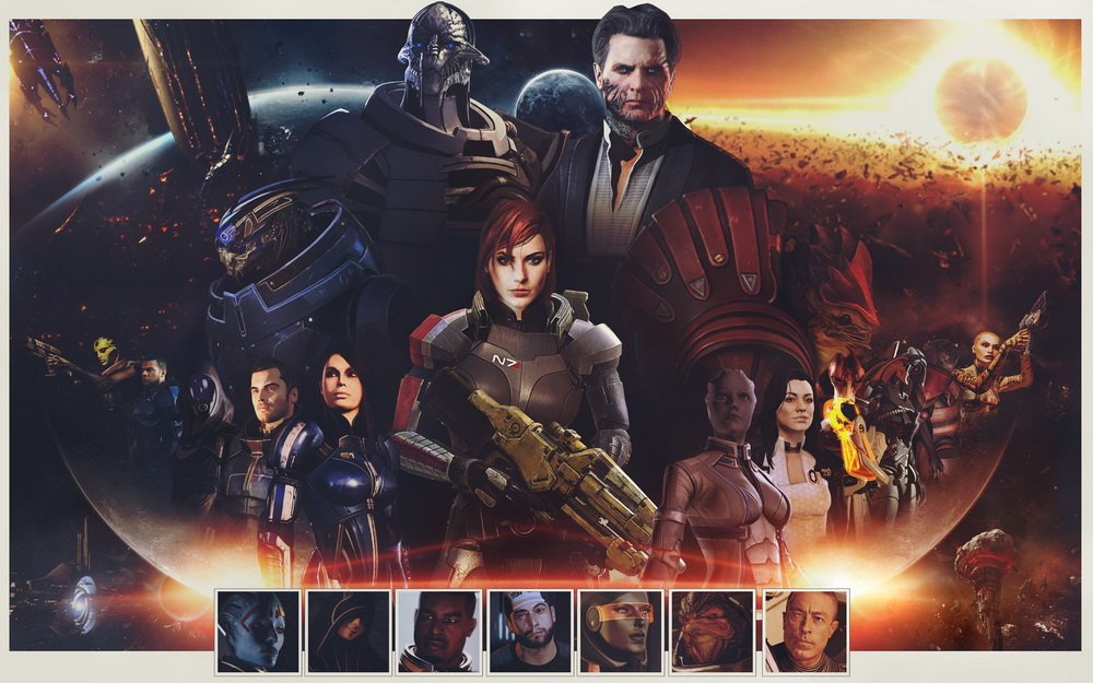Ea Rules Out A Mass Effect Trilogy Remaster  Gamers Decide-6830