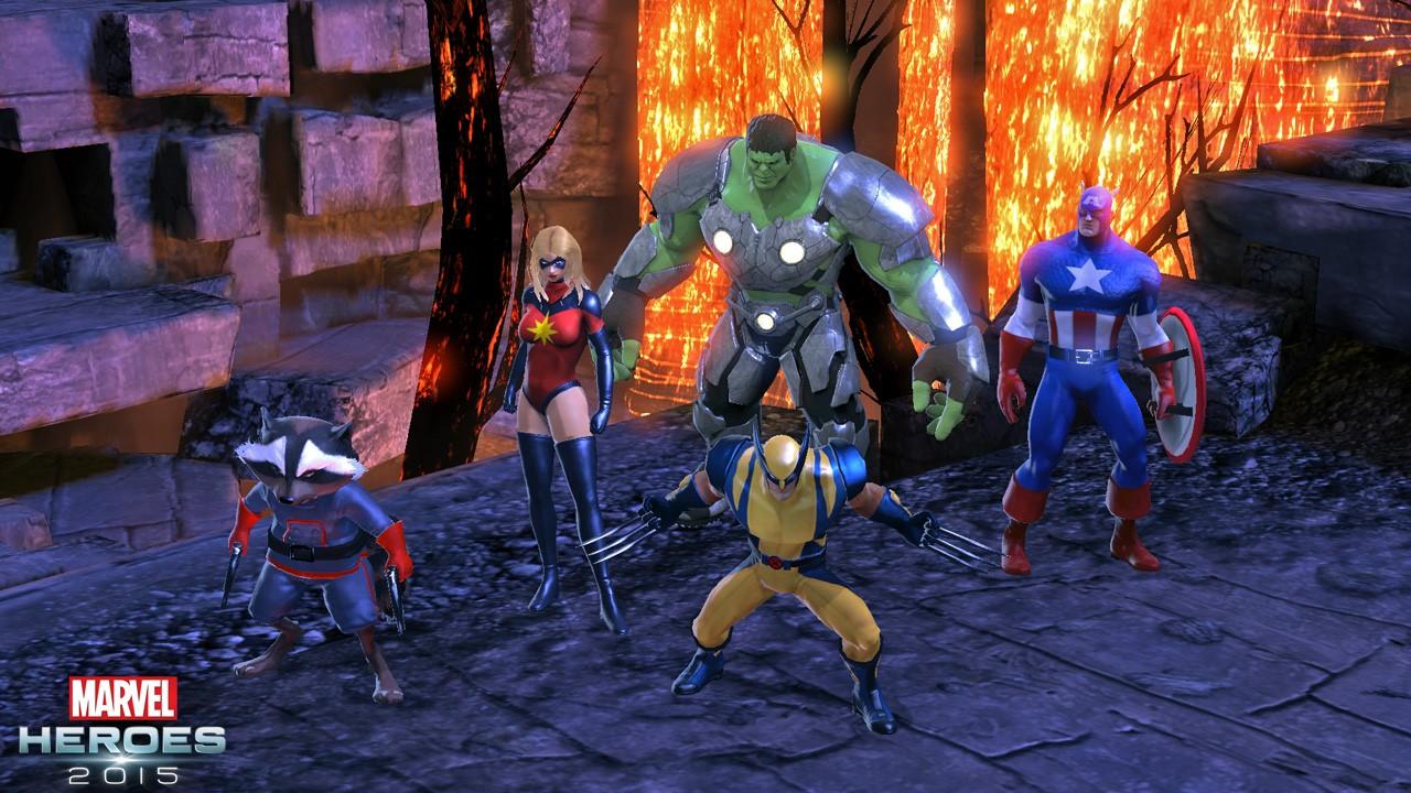 The best superhero games