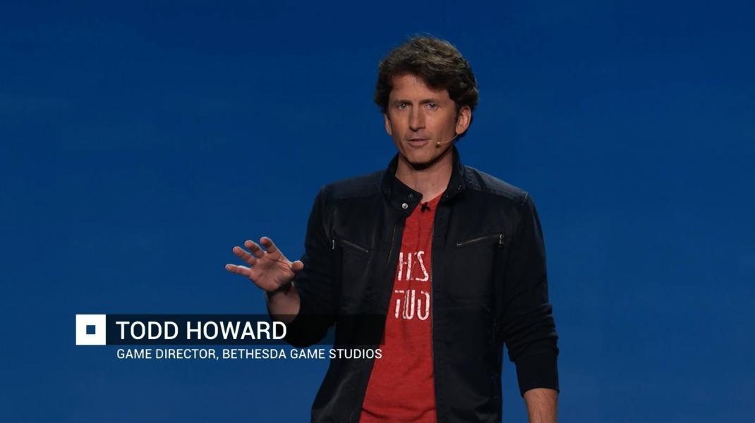 Todd Howard Game Design