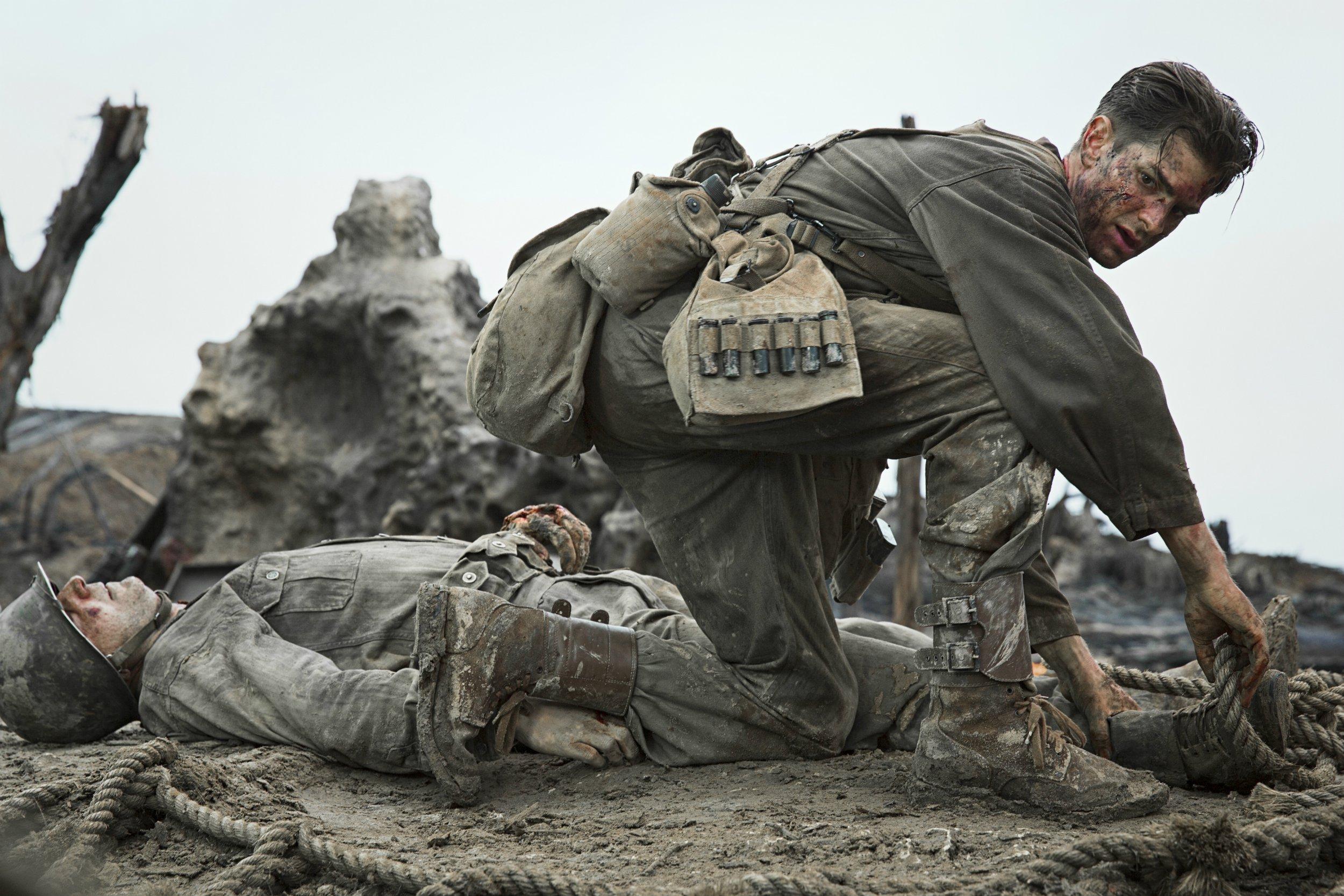 war movies worth army medic watching ridge hacksaw field game american