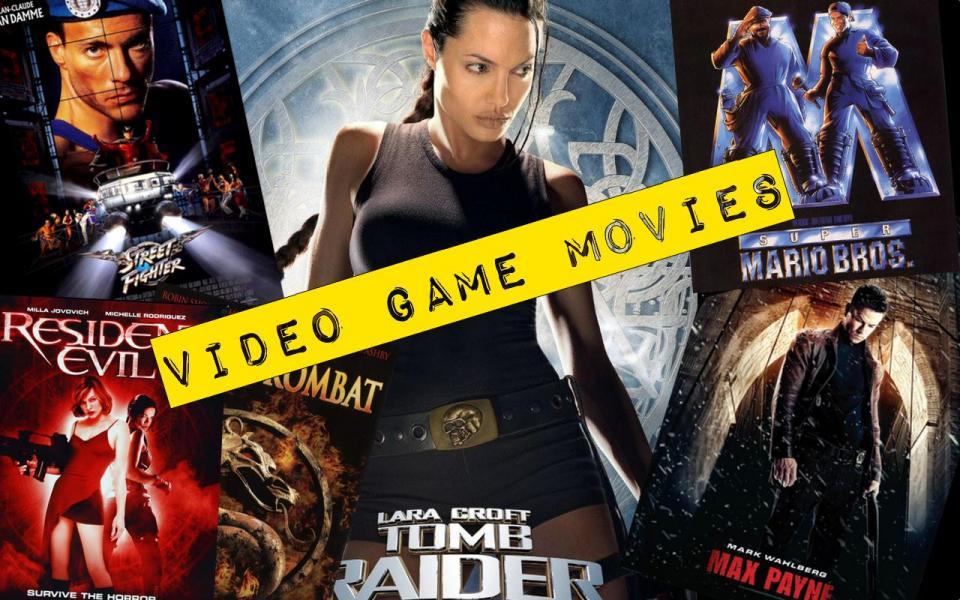 List of films based on video games - Wikipedia