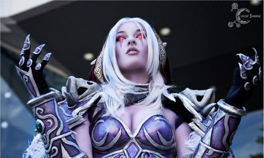10 Hottest Sexiest Sylvanas Windrunner Cosplays on The