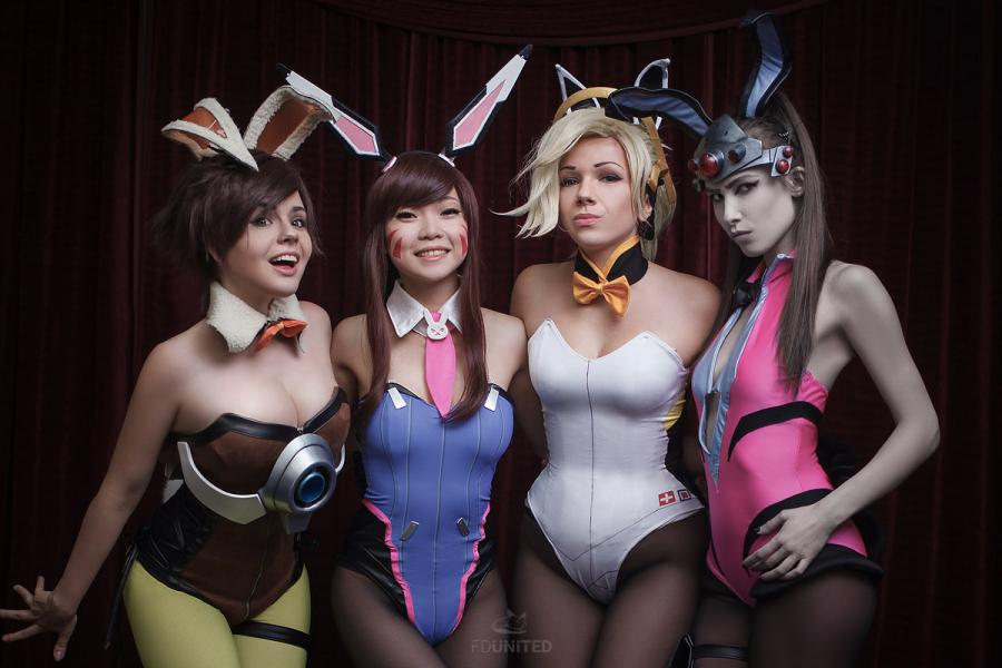 Overwatch Cosplay Sex