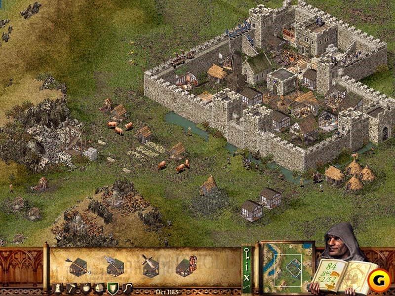 Mittelalter Strategiespiele Pc