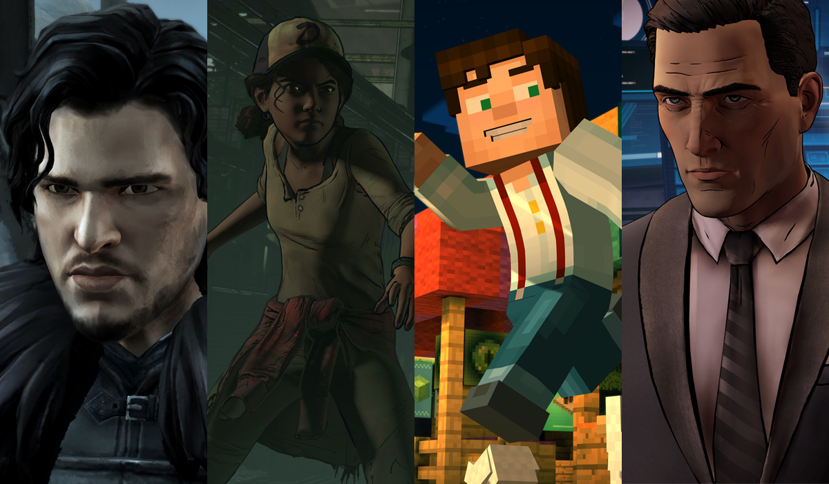 Visit Telltale Games on the Given Address: