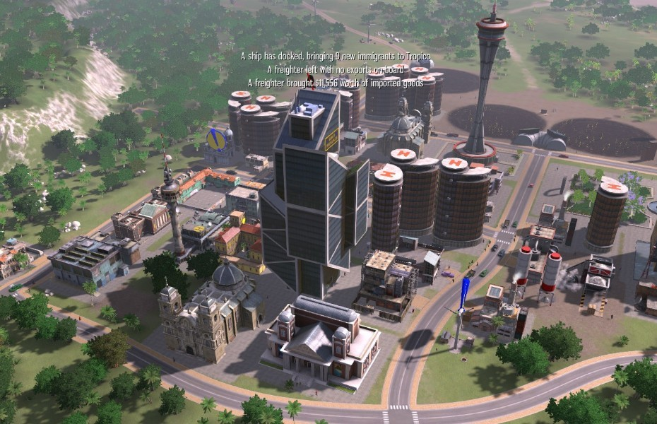 List of city-building video games