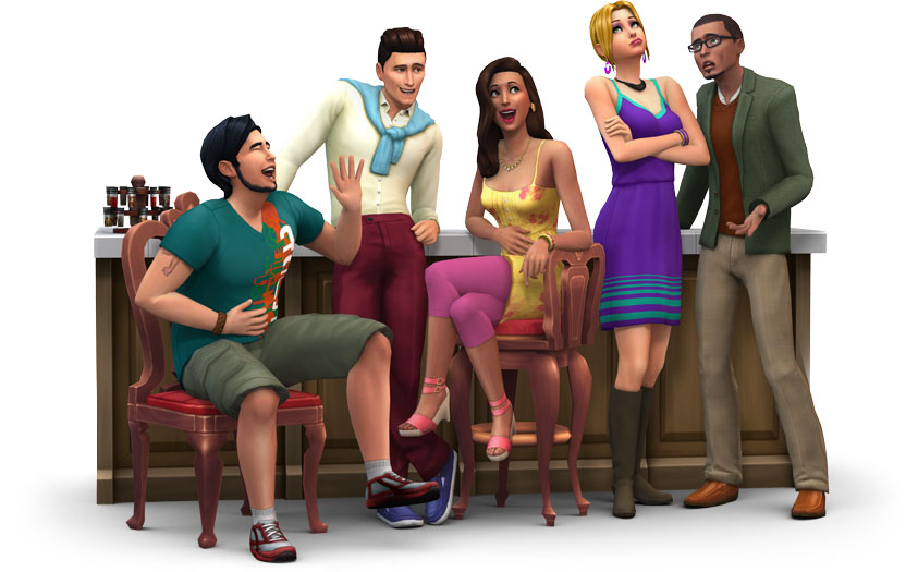 The Sims 4' Finds New Home on Xbox One, Playstation 4 | GAMERS DECIDE