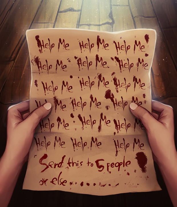 Quot The Letter Quot Anime Horror Game Released After 2 Years In