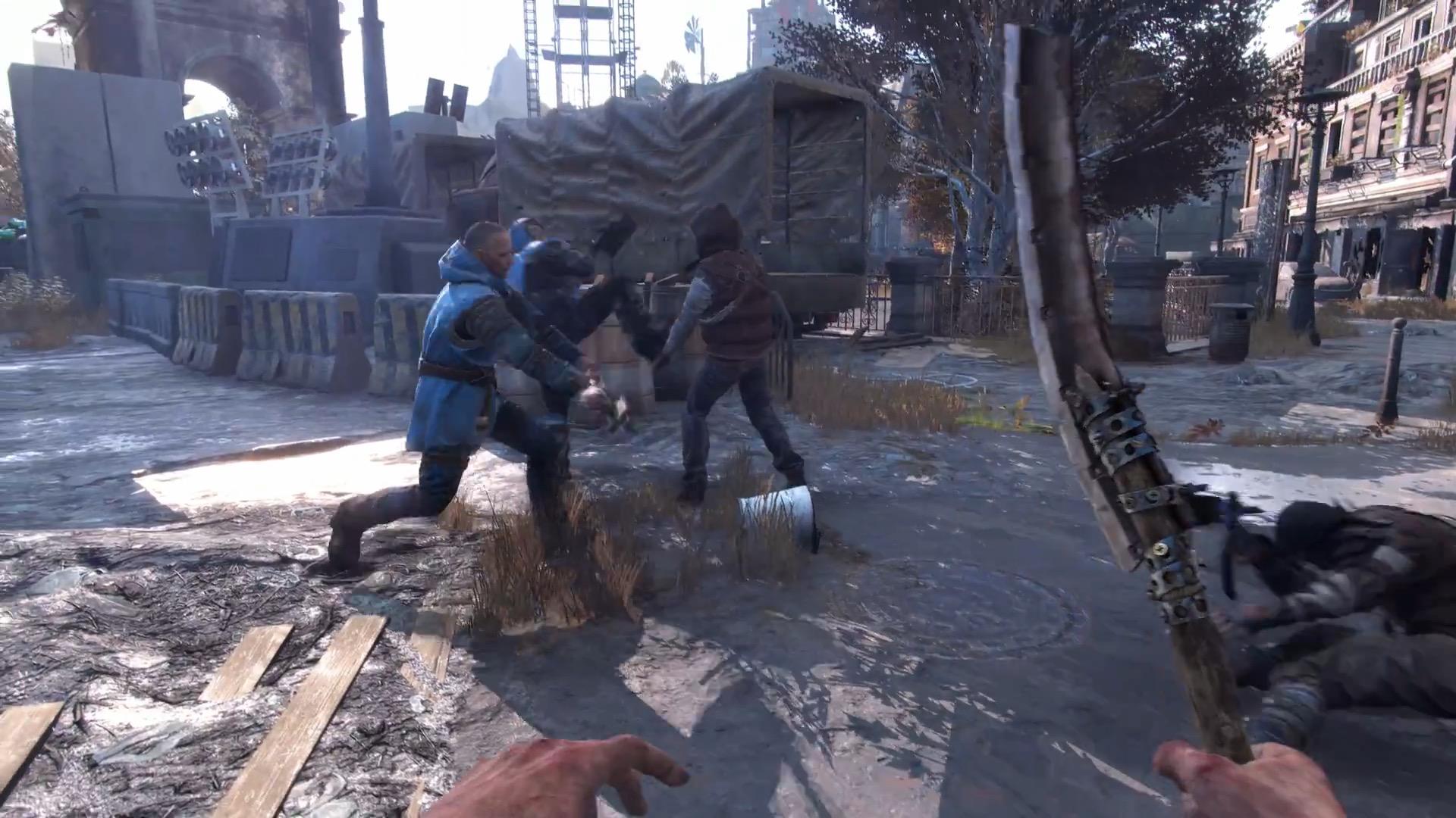 Dying Light 2 Release Date Gameplay Trailers Story