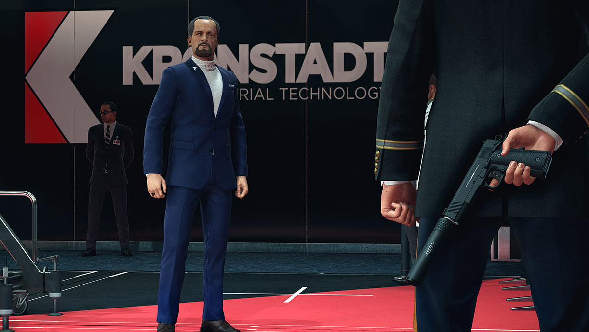 Hitman has an exclusive story line for PlayStation 4 ...