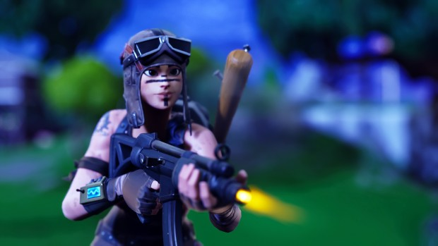 Renegade Raider Thumbnail: Top 15 Best Rare Skins In Fortnite And How To Get Them