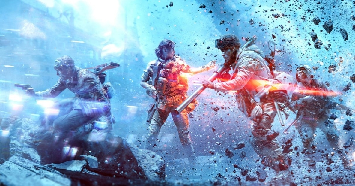 free to play games like battlefield