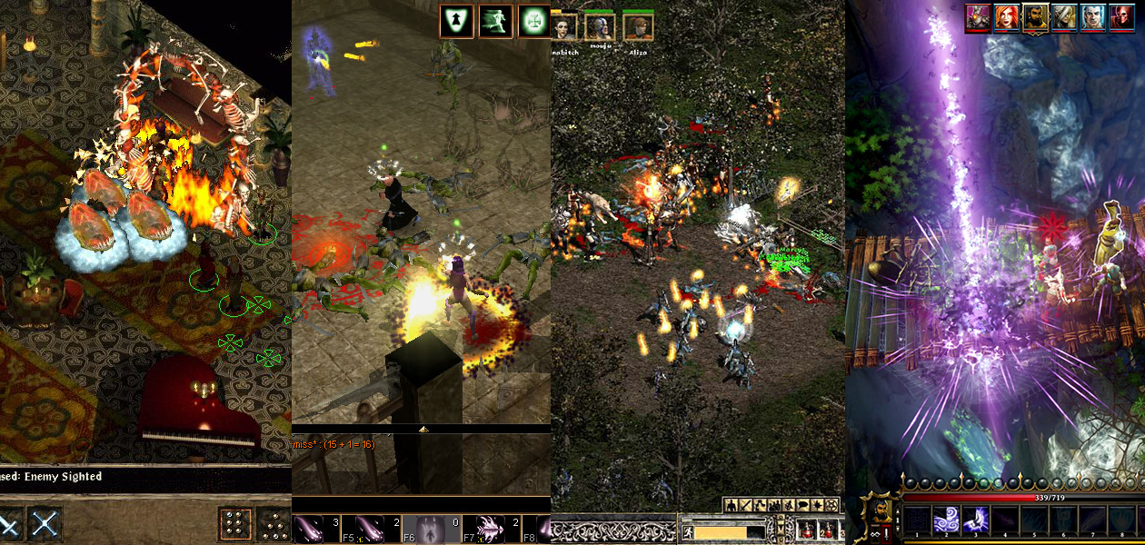 Top 20 Best RPG Games for PC - Games Bap