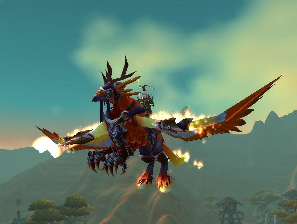 Top 10 Best Wow Flying Mounts 2019 Bfa Gamers Decide