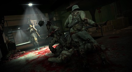 Outlast-Blood Guts and Glory Combat