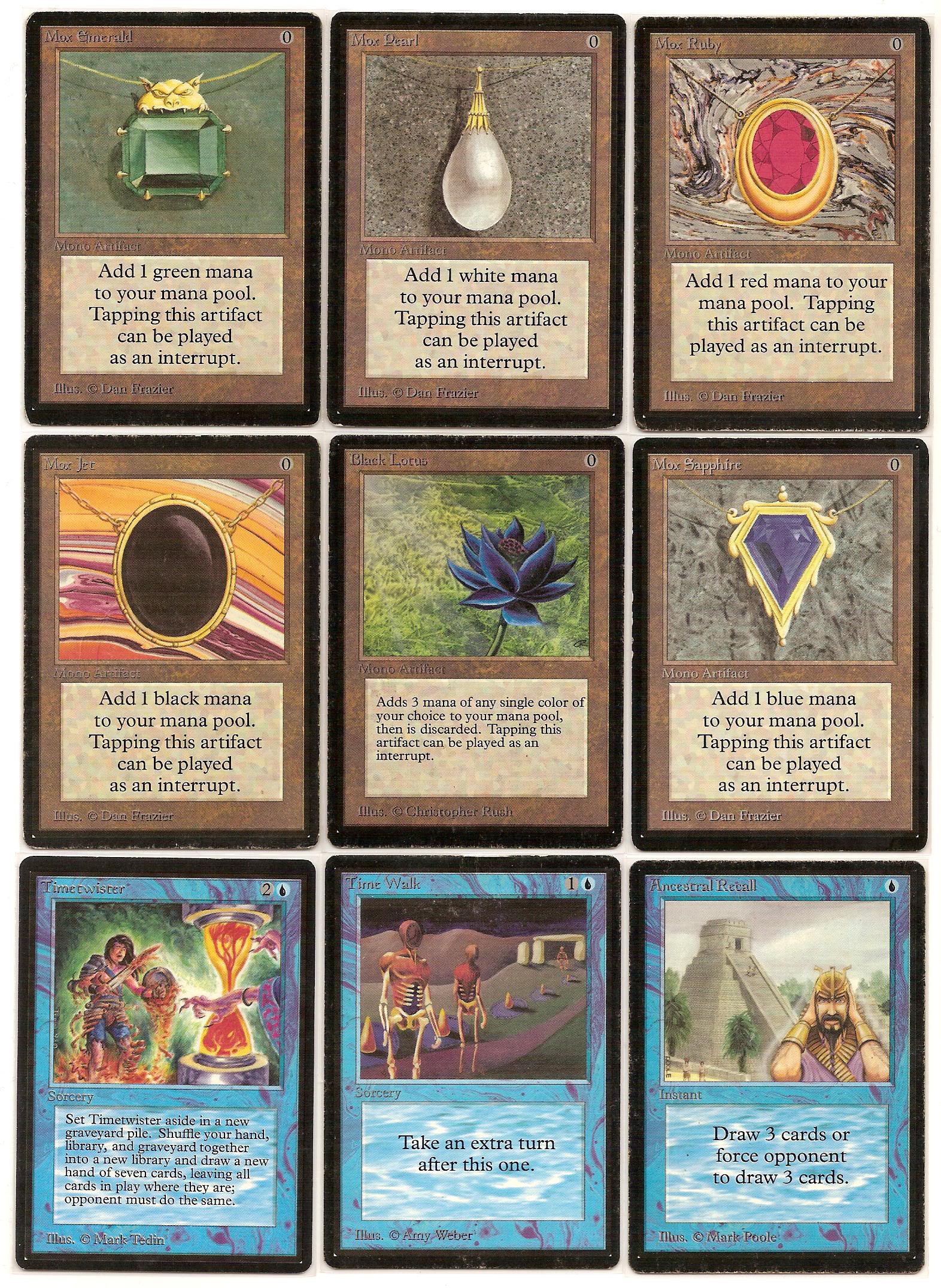 magic cards rare how to tell
