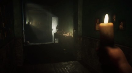 Project Nightmares-Armed with only candle light in complete darkness