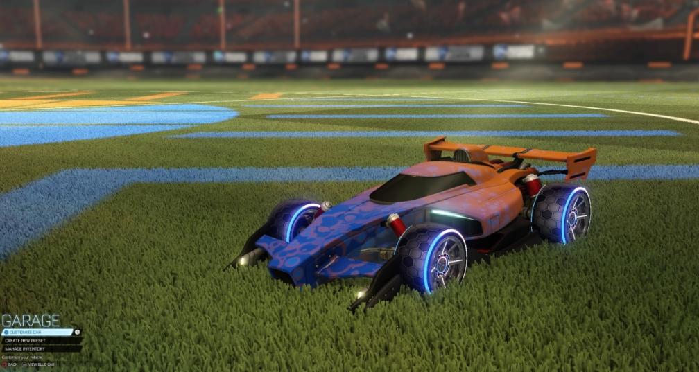 Rocket League Garage >> The 5 Best Wheels In Rocket League That Look Freakin Awesome | GAMERS DECIDE