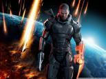 Commander Shepard in Mass Effect 3