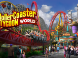 Roller Coaster Tycoon World Gameplay