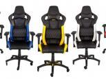 corsair, gaming chair, t1 race, corsair gaming chair