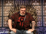 warcraft, kristian nairn, hodor, game of thrones, got, world of warcraft, gaming, gamer