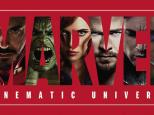Avengers Marvel Cinematic Universe