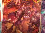Diablo and Garrosh Nexomania poster