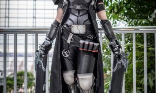 reaper, reaper cosplay, overwatch cosplay, overwatch, cosplays