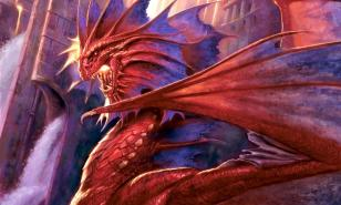 MTG Arena Best Izzet Decks, mtga Best Izzet Decks, Dragon guild leader of Izzet