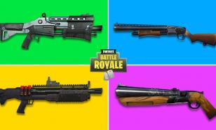 Best Fortnite Shotguns