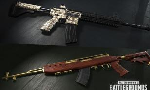 pubg, playerunknown'sbattlegrounds, skins