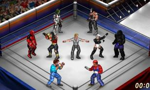 best wrestling games pc
