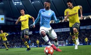 Sterling Dribbles the Ball