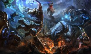 league of legends, darius, olaf, how to play league, good champions, new main,