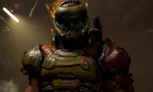 Doom eternal, doomguy, DOOM 2020, FPS 2020