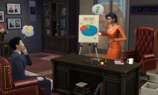 The Sims 4 Careers