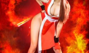 best mai shiranui costume