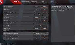 Best Apex Legends Settings