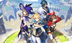 Genshin Impact Best Characters