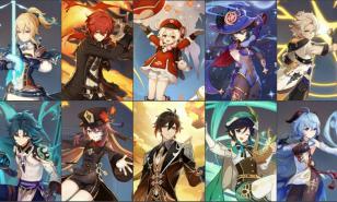 Genshin Impact Best 5 Star Characters