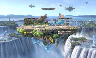 Smash Ultimate best Custom Stages