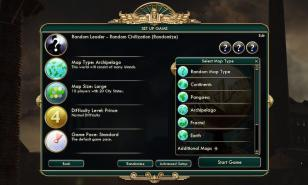 Civ 5 Best Map Types, civilization 5 best map types