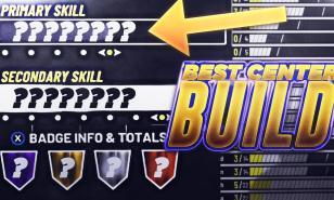 NBA 2k19 Best Center Builds